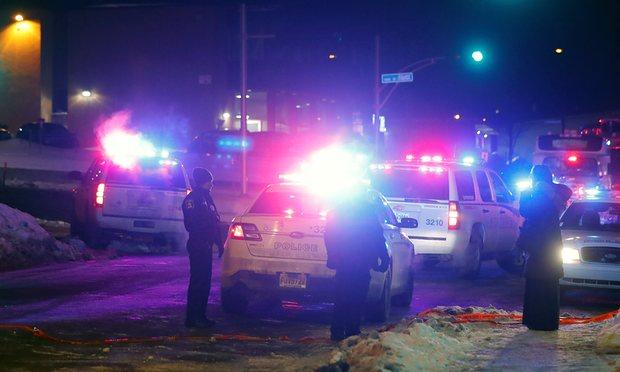 Khủng bố xả súng ở Canada, 6 người thiệt mạng - 2