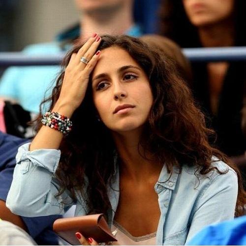 """Cuộc """"tỉ thí"""" nhan sắc 2 bóng hồng của tay vợt Federer và Nadal - 13"""