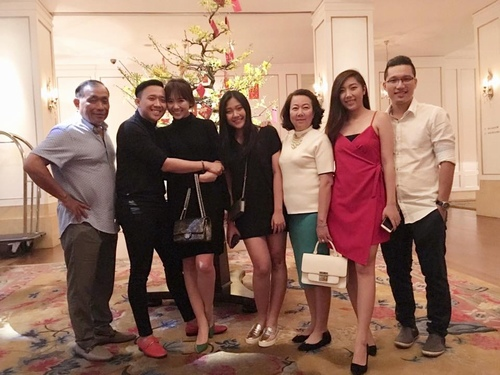 31 tuổi, vợ Trấn Thành khoe được bố chồng lì xì đầu năm mới - 3