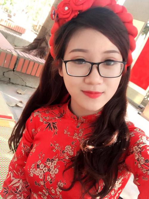 """Tiết lộ về """"cô đồ"""" ở Bắc Giang gây bão mạng vì quá xinh đẹp - 1"""