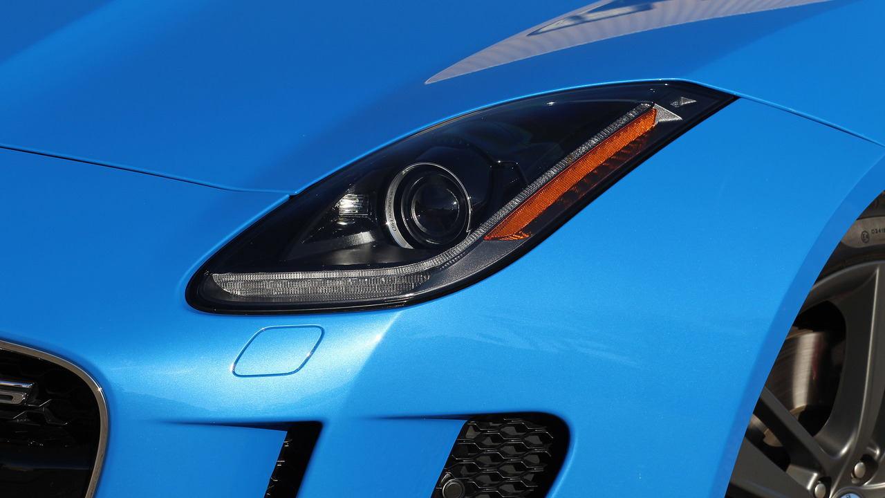 Đánh giá xe Jaguar F-Type coupe 2017 - 5