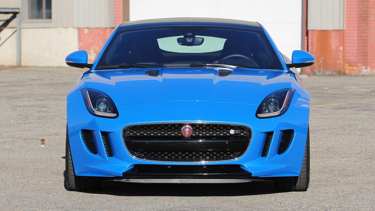 Đánh giá xe Jaguar F-Type coupe 2017 - 4