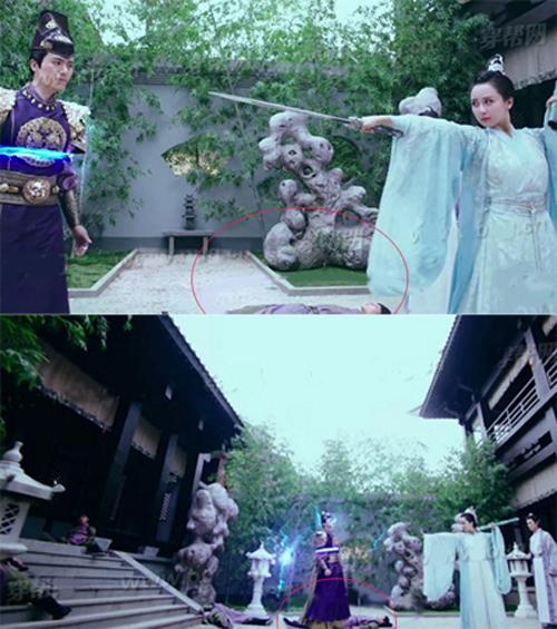 Soi những lỗi siêu vớ vẩn trong phim cổ trang Trung Quốc - 3