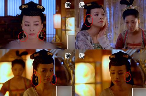 Soi những lỗi siêu vớ vẩn trong phim cổ trang Trung Quốc - 6
