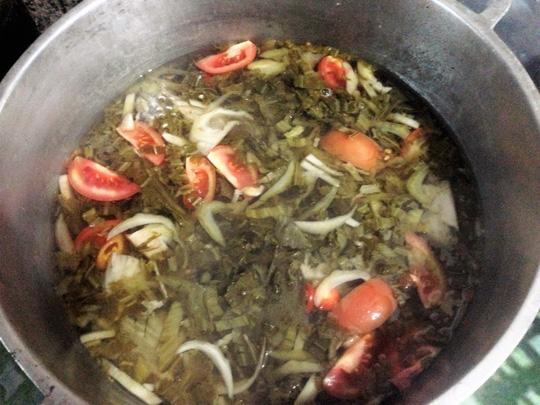Cá lóc nấu cải chua, món ngon khó cưỡng ngày đầu xuân - 4