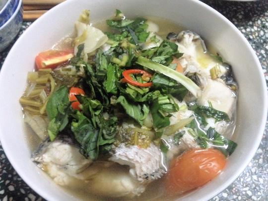 Cá lóc nấu cải chua, món ngon khó cưỡng ngày đầu xuân - 5