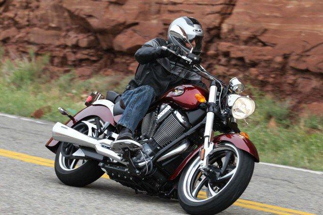 Điểm danh top 10 xe máy huyền thoại của thương hiệu Victory Motorcycle - 6