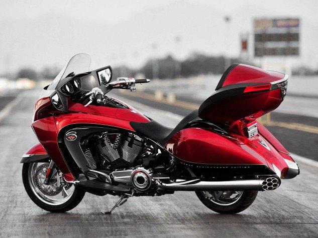 Điểm danh top 10 xe máy huyền thoại của thương hiệu Victory Motorcycle - 7