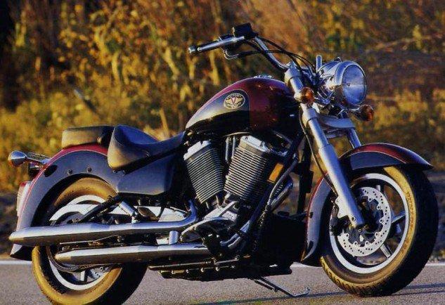 Điểm danh top 10 xe máy huyền thoại của thương hiệu Victory Motorcycle - 4
