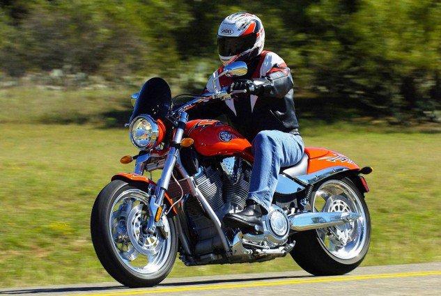 Điểm danh top 10 xe máy huyền thoại của thương hiệu Victory Motorcycle - 5