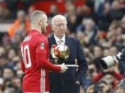 Bóng đá - Chuyển nhượng MU: Bán Ashley Young, giữ Rooney