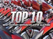 Thế giới xe - Điểm danh top 10 xe máy huyền thoại của thương hiệu Victory Motorcycle