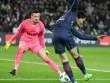 PSG - Monaco: Giành giật phút bù giờ