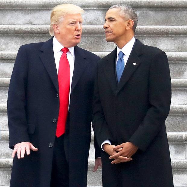 Obama phá lệ, chỉ trích sắc lệnh cấm dân 7 nước của Trump - 1