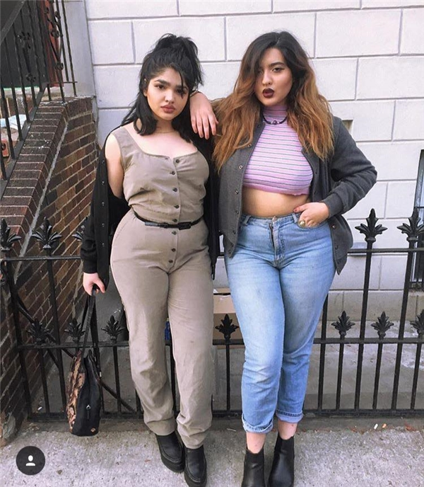 """Ngắm gần """"hội thuyền"""" những nàng béo sexy hết nấc - 12"""