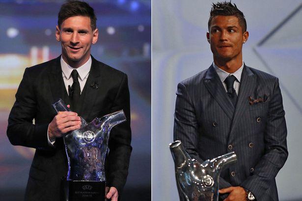 """""""So găng"""" 2 mỹ nhân khiến Messi - Ronaldo mê đắm - 1"""