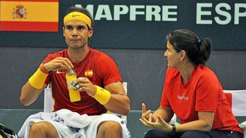 Tin thể thao HOT 31/1: Nadal rút khỏi Davis Cup - 1
