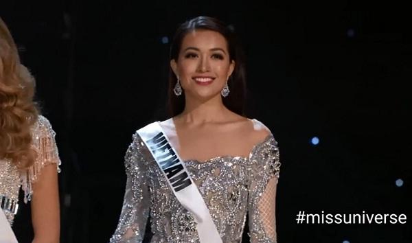 Lệ Hằng vẫn ''tự thưởng'' dù trắng tay tại Miss Universe - 3