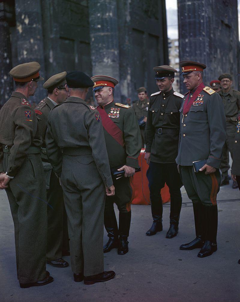 Tướng Nga duy nhất được phong Nguyên soái 2 lần - 2