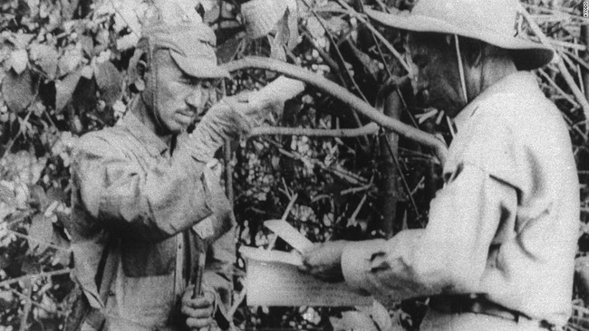 Siêu ninja ẩn náu 30 năm trong rừng ở Philippines - 2