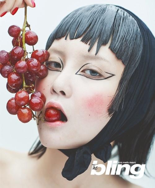 Choáng với bộ ảnh thời trang kỳ lạ của tạp chí nổi tiếng - 3