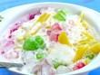 Sữa chua mít thơm mát, ngọt thanh cho ngày khai xuân