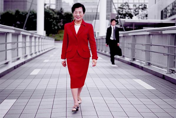 Học cách làm giàu của nữ tỷ phú Nhật Bản đầu tiên - 2