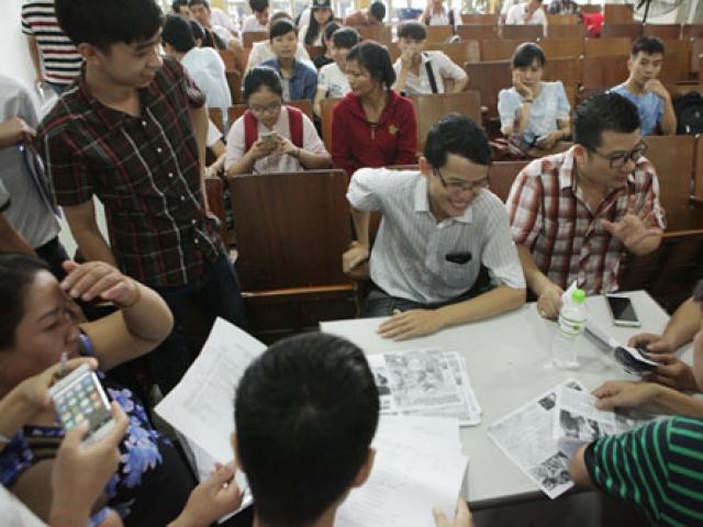 Giáo dục - du học - Chốt lịch thi chính thức THPT Quốc gia năm 2017
