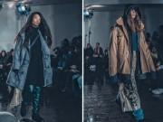 """Thời trang - Khi thời trang vô gia cư """"bùng nổ"""" trên sàn diễn"""