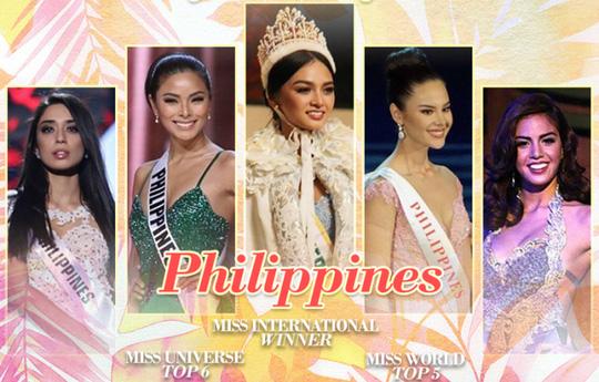 Giải mã lý do Philippines trở thành cường quốc sắc đẹp mới - 1