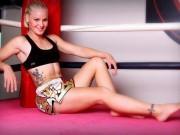 Thể thao - UFC: Bị ép, kiều nữ Shevchenko phản đòn siêu đẳng