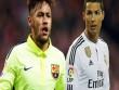 Chưa giành Quả bóng Vàng, Neymar vẫn được khen hơn Ronaldo