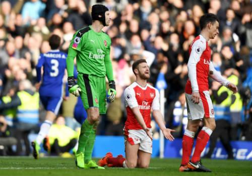 Số phận Liverpool và Arsenal: Viễn cảnh trắng tay - 2