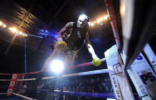 Boxing, cha rồng con hổ: Trên đỉnh thế giới - 1