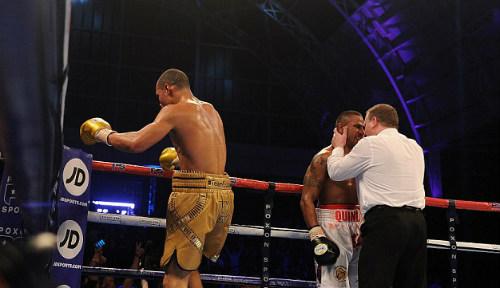 Boxing, cha rồng con hổ: Trên đỉnh thế giới - 7