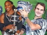 Thể thao - Federer - Serena: Ai vĩ đại nhất lịch sử tennis?