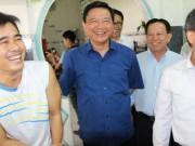 Bí thư Đinh La Thăng bất ngờ gọi cửa căn nhà 100 triệu đồng