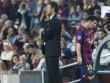Messi bị thay ra, Enrique phủ nhận trò cưng giận dỗi