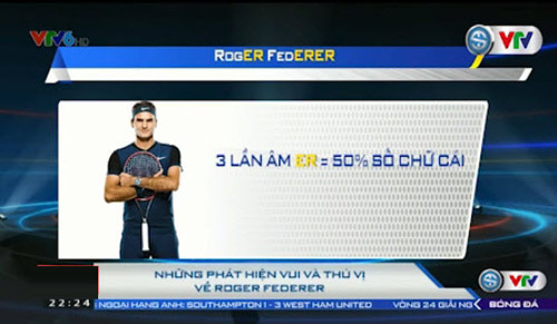 """Bí mật ngỡ ngàng """"fan ruột"""" mới biết về Federer - 1"""