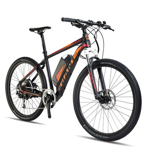 Trải nghiệm mới khi đạp xe với GIANT XTC 1 E+ - 2