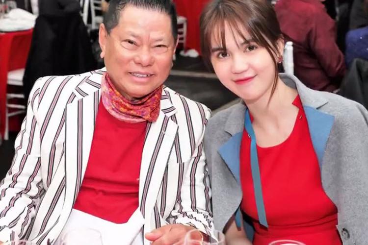 """Tỷ phú U80 Hoàng Kiều ăn mặc lòe loẹt gây """"choáng"""" - 7"""