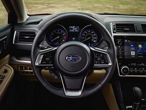 Subaru Legacy 2018: Nâng cấp để đối đầu Camry - 2