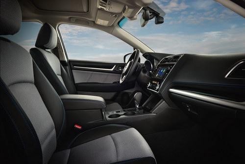 Subaru Legacy 2018: Nâng cấp để đối đầu Camry - 3