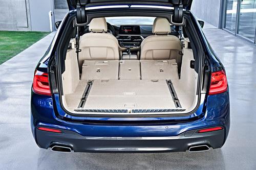 BMW 5-Series Touring hoàn toàn mới ra mắt - 3
