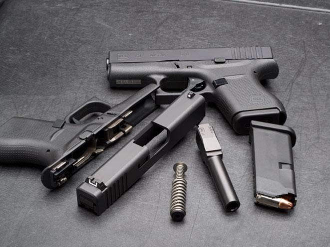 Uy lực khẩu súng lục Glock ưa chuộng nhất thế giới - 1