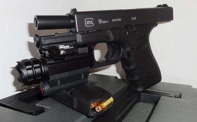 Uy lực khẩu súng lục Glock ưa chuộng nhất thế giới - 3