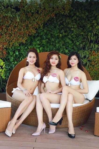 """Ngẩn ngơ loạt """"Người đẹp Kinh Bắc"""" mặc bikini quá nõn nà - 3"""
