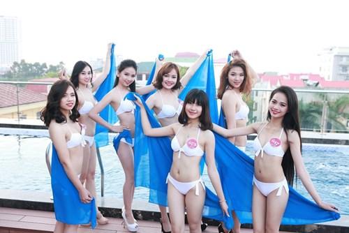"""Ngẩn ngơ loạt """"Người đẹp Kinh Bắc"""" mặc bikini nõn nà - 5"""