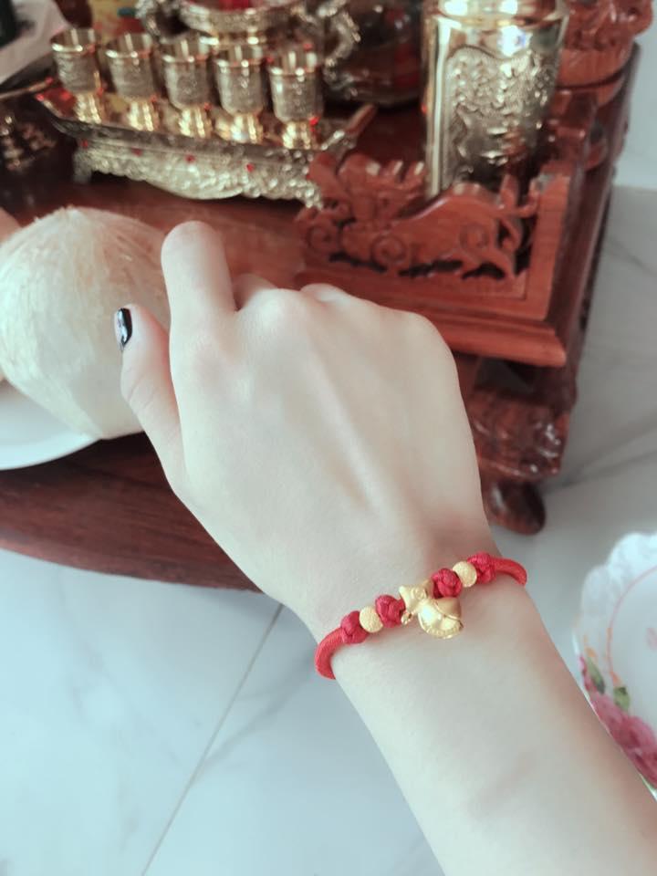 Elly Trần, Lệ Quyên mua trang sức siêu xinh ngày thần tài - 8