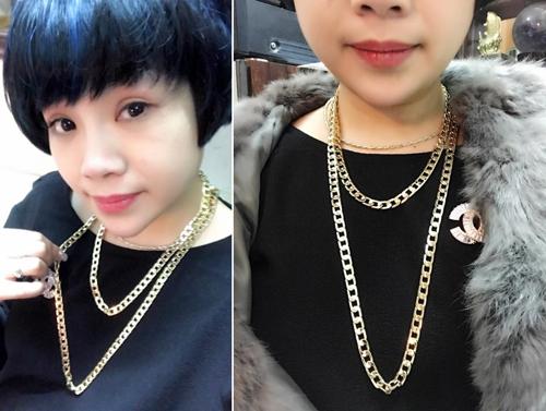 Elly Trần, Lệ Quyên mua trang sức siêu xinh ngày thần tài - 10